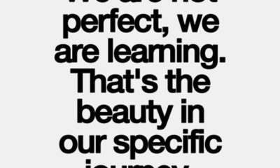 We Are Not Perfect