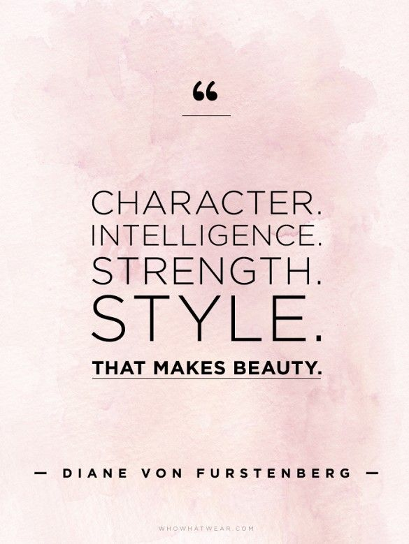 What Makes Beauty