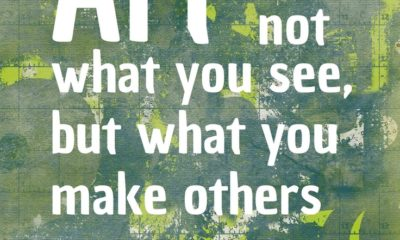 What You Make Others See