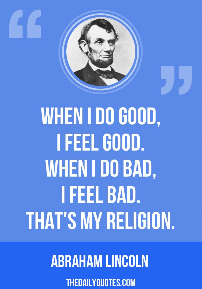 When I Do Good
