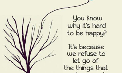 Why Its Hard To Be Happy
