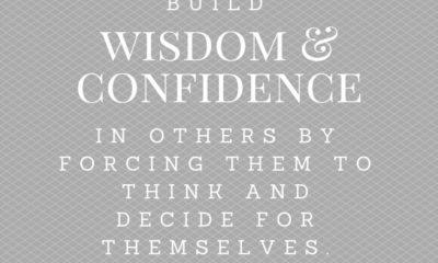 Wisdom Confidence