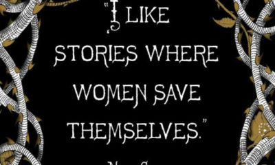 Woman Save Themselves