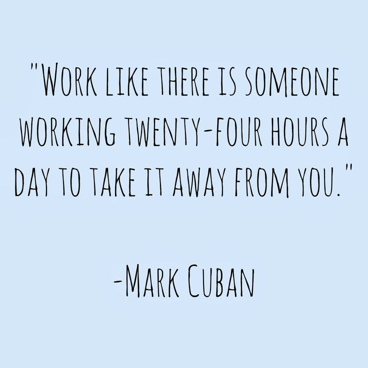 Working Twenty Four Hours A Day