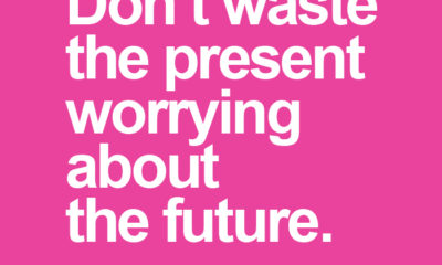 Worrying About The Future