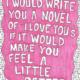 Write You A Novel