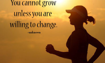 You Cannot Grow