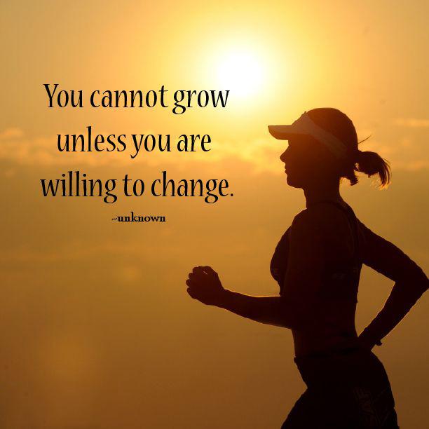 You Cannot Grow