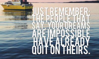 Your Dreams Are Impossible
