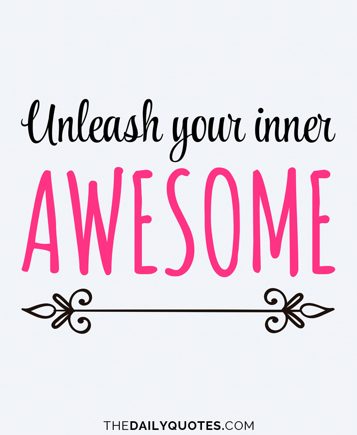 Your Inner Awesome