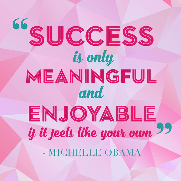 Your Own Success