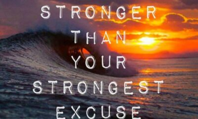 Your Strongest Excuse