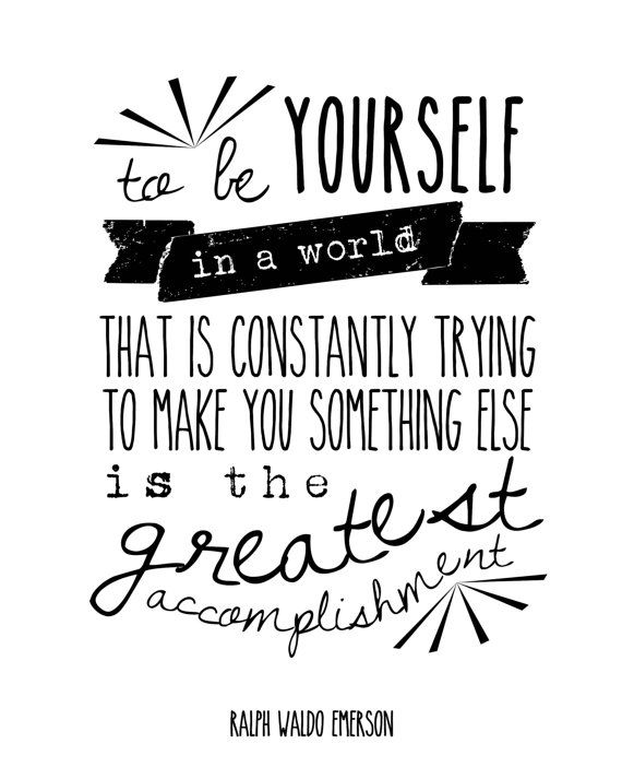 1487201526 632 Be Yourself