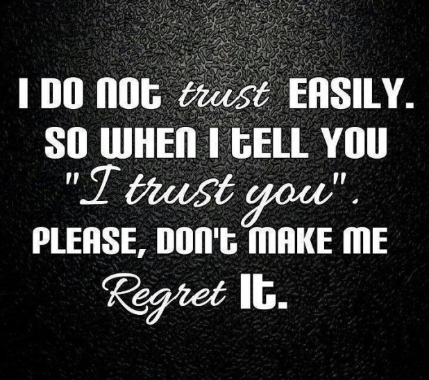 Trust Quotes - quotes about trust