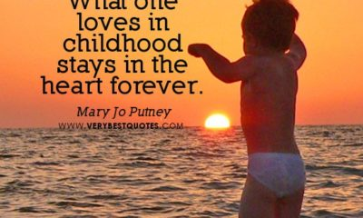 Childhood Quotes 2