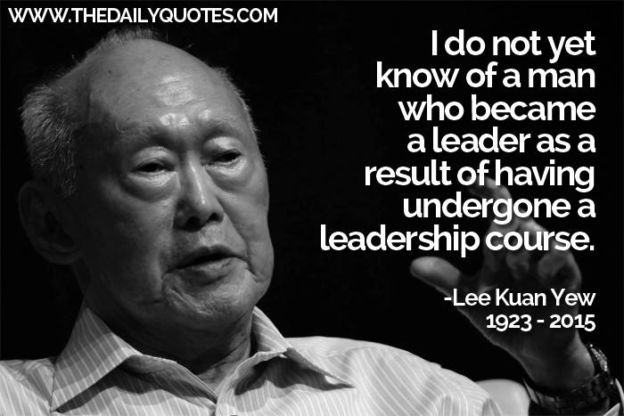 A Leadership Course