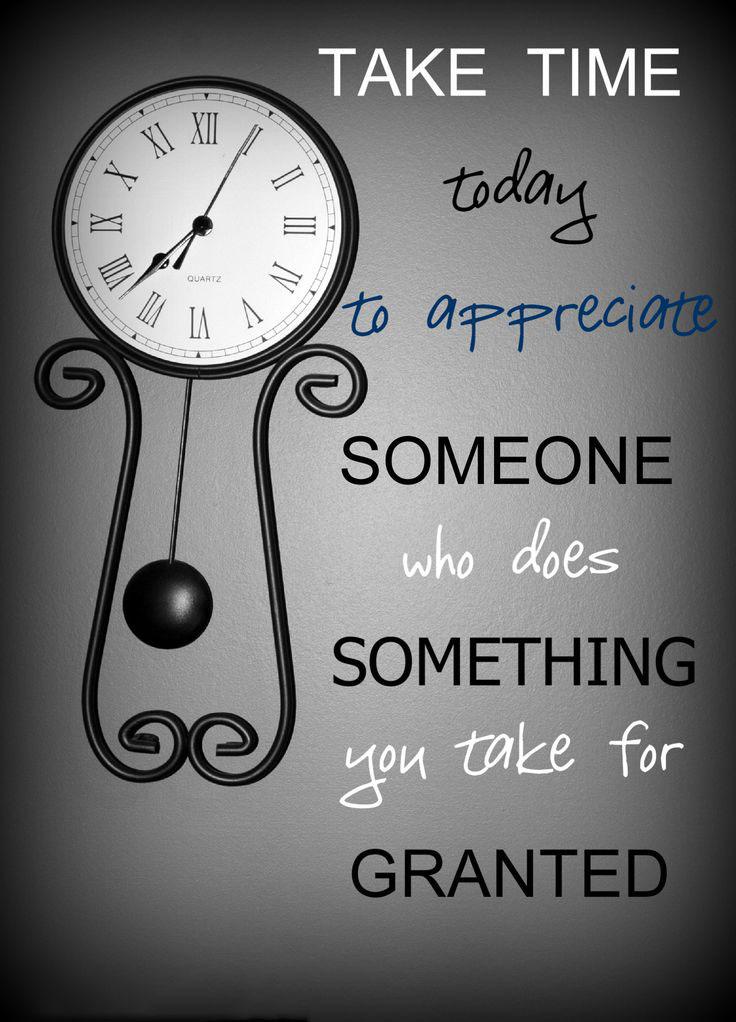 Appreciate Someone
