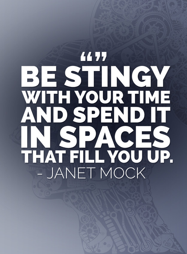 Be Stingy With Your Time
