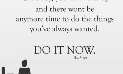 Do It Now Motivational Daily Quotes Sayings Pictures