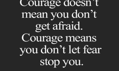 Dont Let Fear Stop You