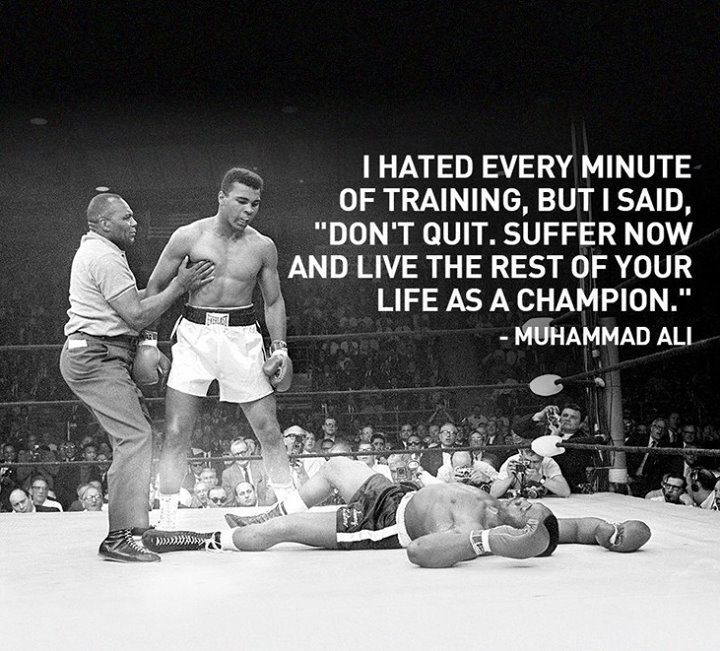 Dont Quit Suffer Now