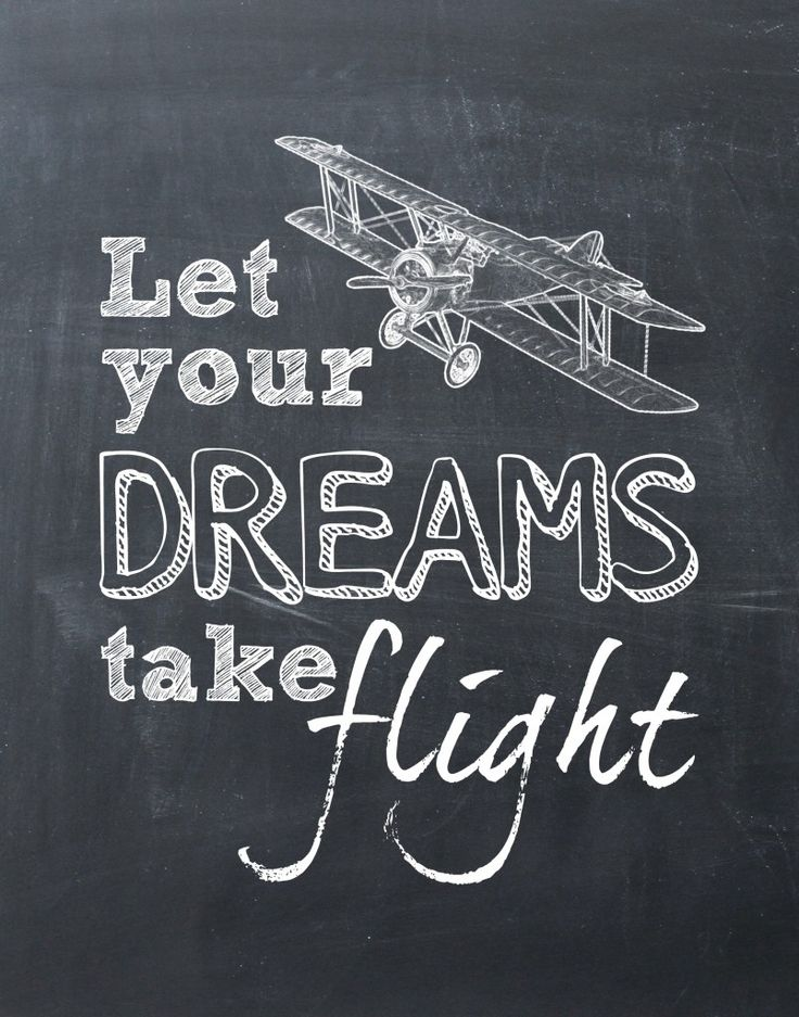 Dreams Take Flight