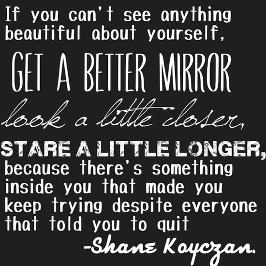 Get A Better Mirror