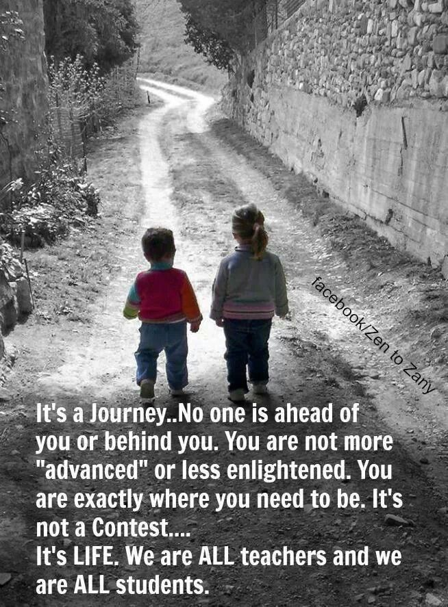 Its A Journey