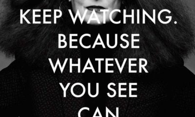Keep Your Eyes Open