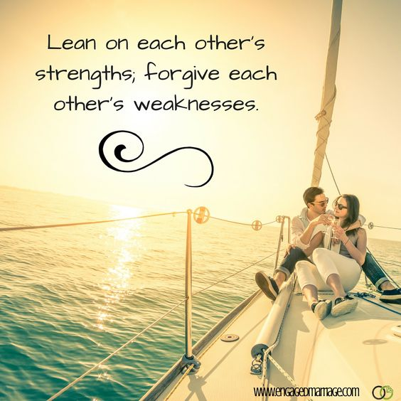 Lean On Each Other
