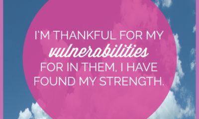 My Vulnerabilities