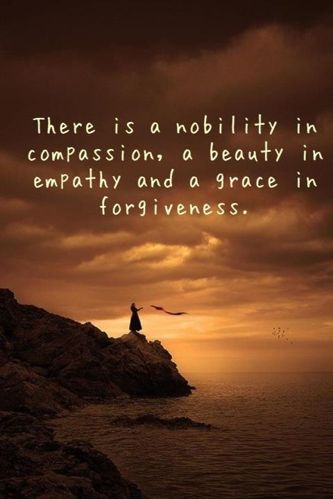 Nobility In Compassion