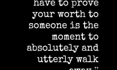 Prove Your Worth