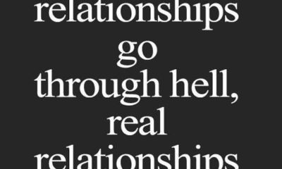 Relationships Go Through Hell