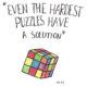 The Hardest Puzzles