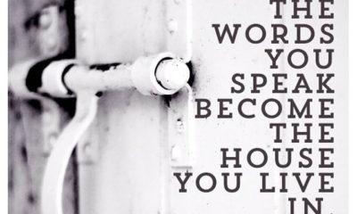 The Words You Speak