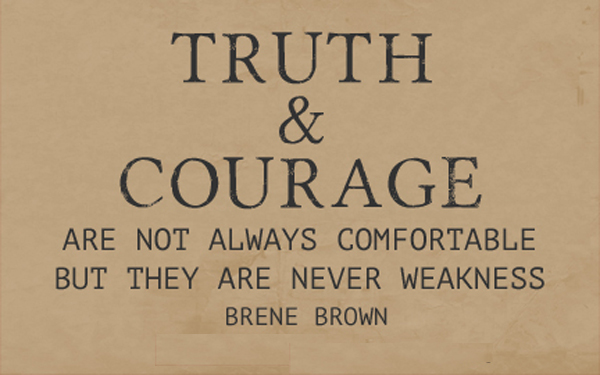 Truth Courage