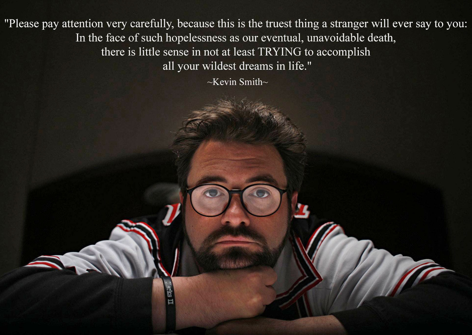 Wildest Dreams Kevin Smith Daily Quotes Sayings Pictures