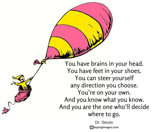 dr seuss quotes oh the places you ll go