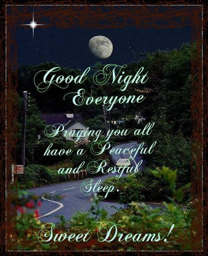 Best Good night quotes messages wishes images