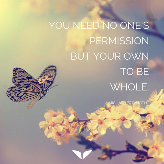 Be Whole