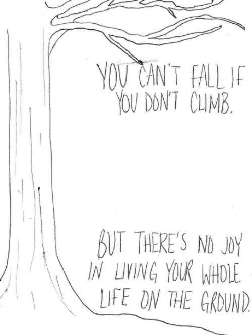 Dont Climb