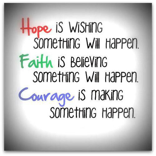 10 Inspirational Quotes Of Hope And Faith Brian Quote