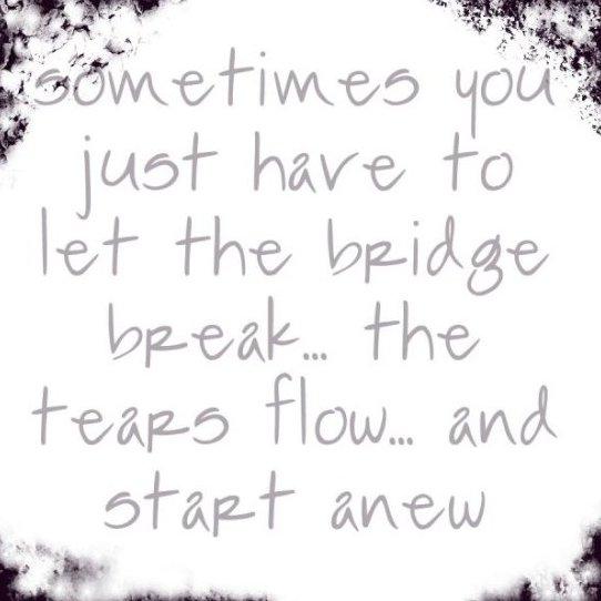 Let The Bridge Break