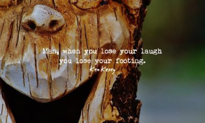 Lose Your Laugh Ken Kesey Daily Quotes Sayings Pictures