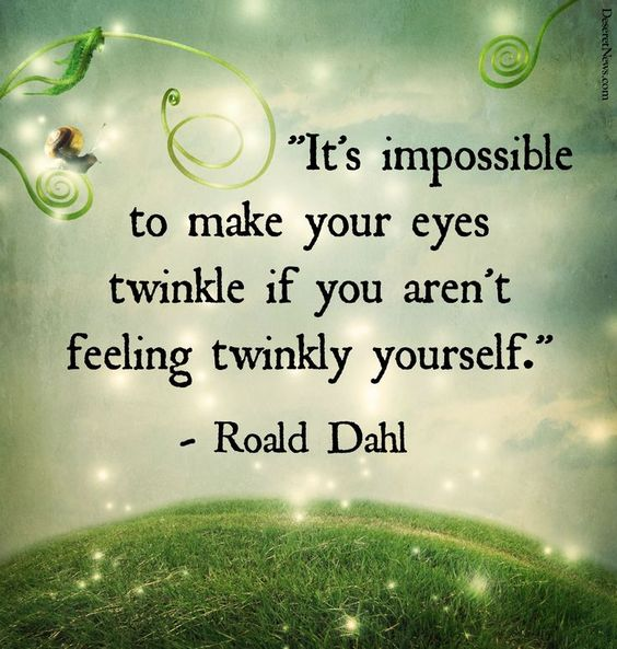 Make Your Eyes Twinkle