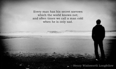 Man Has Secret Sorrow Henry Wadsworth Longfellow Daily Quotes Sayings Pictures