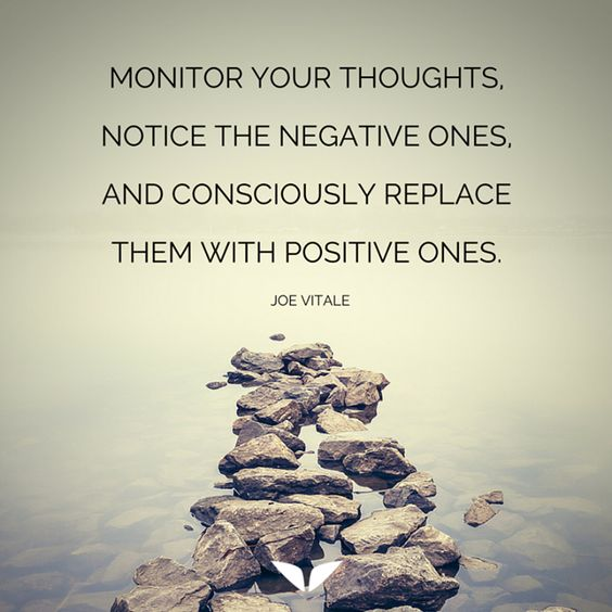 Monitor Your Thoughts