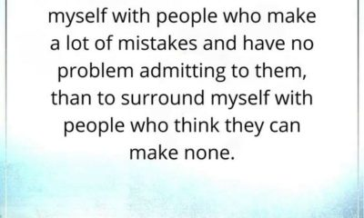 People Who Make Mistakes