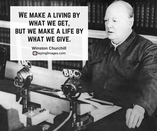 quotes of winston churchill